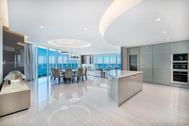 18975 Collins Ave #3700, Sunny Isles Beach, FL 33160 (MLS #A11077844) :: Berkshire Hathaway HomeServices EWM Realty