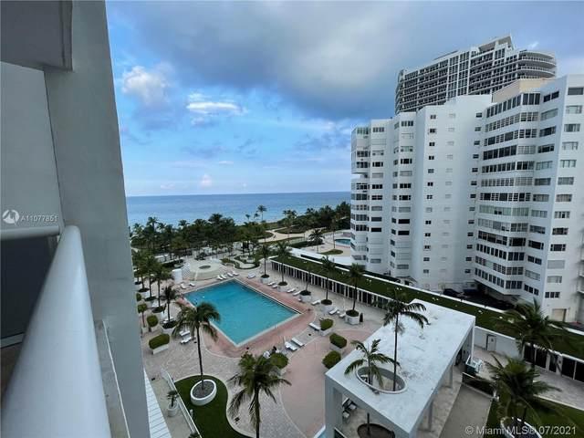 10275 SE Collins Ave #717, Bal Harbour, FL 33154 (#A11077851) :: Dalton Wade