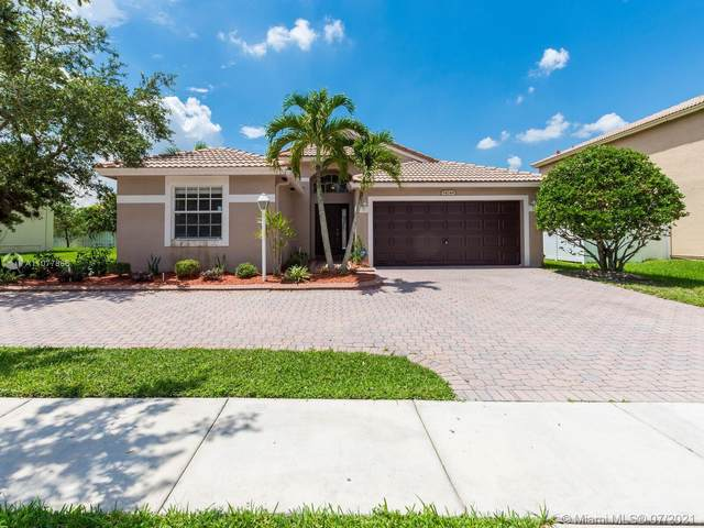14244 NW 22nd St, Pembroke Pines, FL 33028 (MLS #A11077866) :: All Florida Home Team