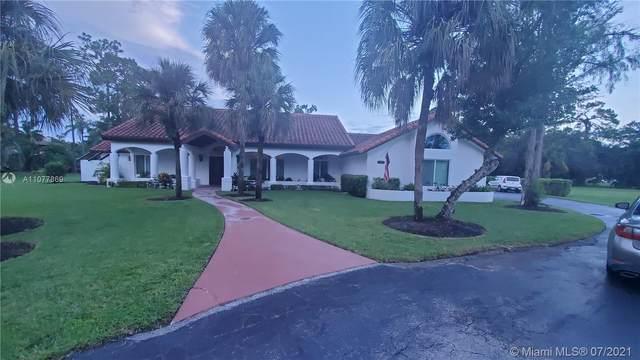 5525 NW 77th Ter, Coral Springs, FL 33067 (#A11077869) :: Dalton Wade