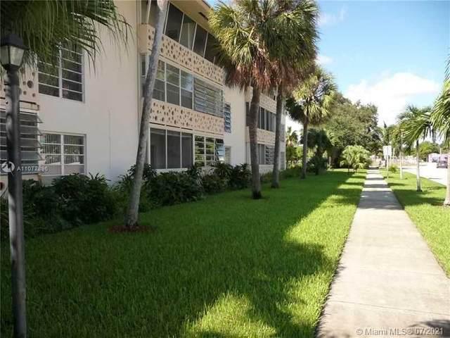 1600 NE 114th St #308, Miami, FL 33181 (#A11077896) :: Dalton Wade