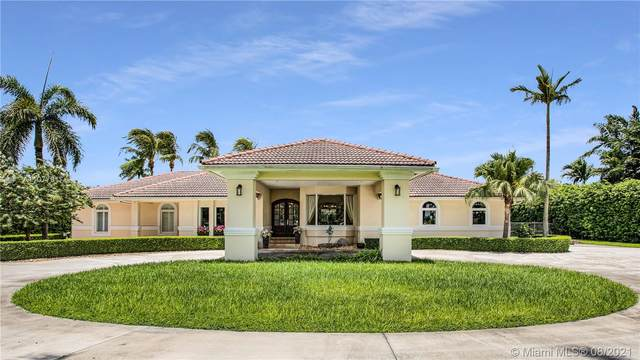 16101 SW 254th St, Homestead, FL 33031 (MLS #A11077917) :: Green Realty Properties