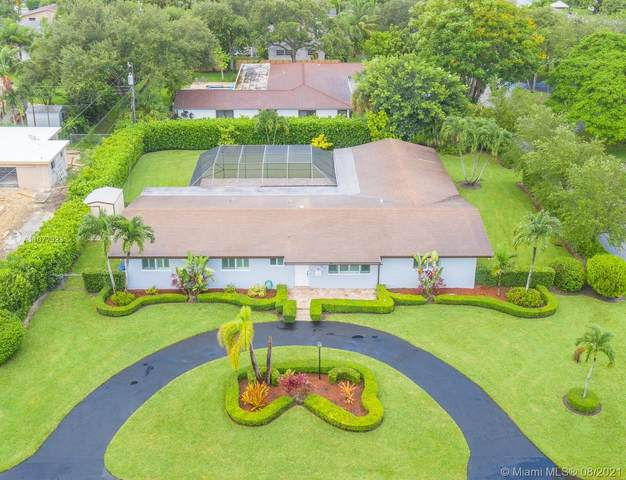 7401 SW 139th Ter, Palmetto Bay, FL 33158 (MLS #A11077923) :: The Rose Harris Group