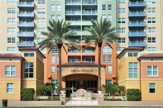 90 Alton Rd #2805, Miami Beach, FL 33139 (MLS #A11077937) :: Prestige Realty Group