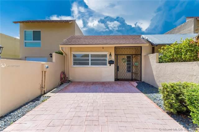 8126 SW 103 Ave #8126, Miami, FL 33173 (MLS #A11077961) :: Prestige Realty Group