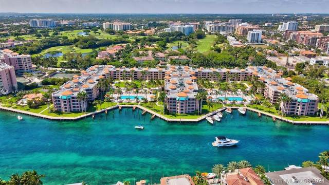 100 SE 5th Ave #415, Boca Raton, FL 33432 (MLS #A11077976) :: The Jack Coden Group