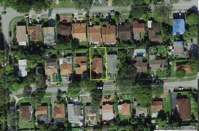 4263 SW 13th St, Miami, FL 33134 (MLS #A11077983) :: The Jack Coden Group