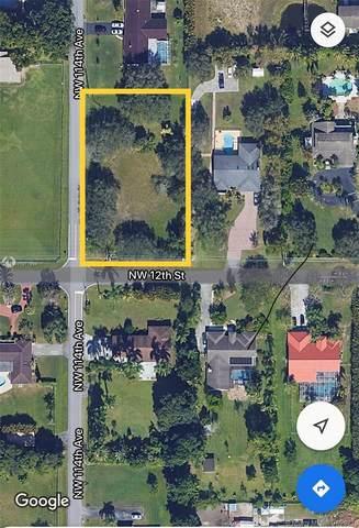 1200 NW 114th Ave, Plantation, FL 33325 (MLS #A11077994) :: Re/Max PowerPro Realty