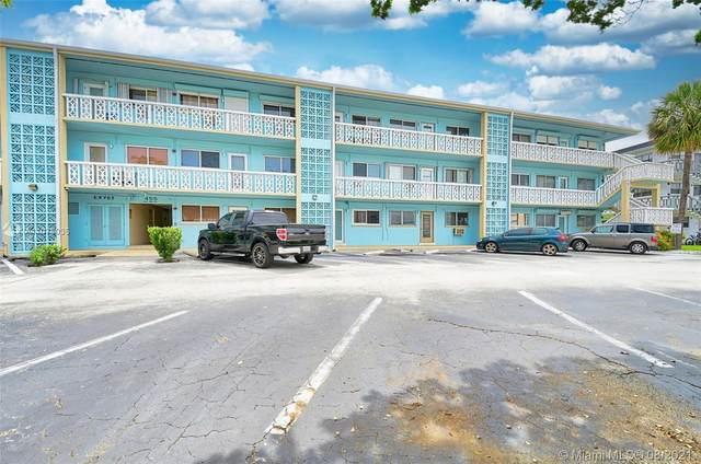 455 Golden Isles Dr #107, Hallandale Beach, FL 33009 (MLS #A11078035) :: Carlos + Ellen