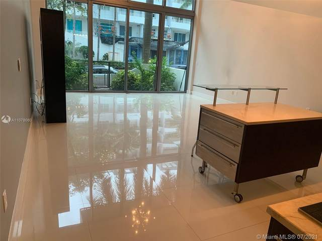 6000 Collins Ave #136, Miami Beach, FL 33140 (MLS #A11078060) :: Green Realty Properties
