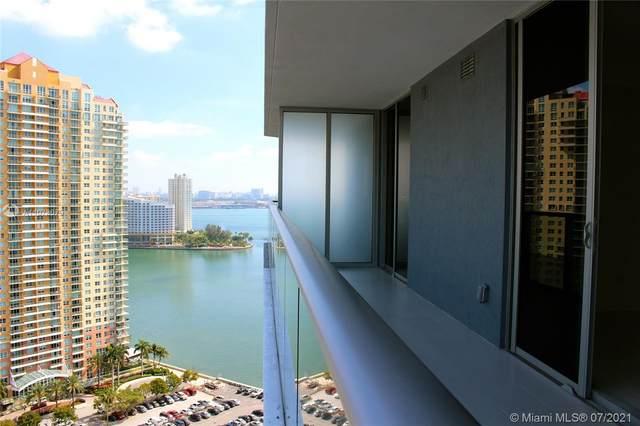 1300 Brickell Bay Dr #2411, Miami, FL 33131 (MLS #A11078079) :: Berkshire Hathaway HomeServices EWM Realty