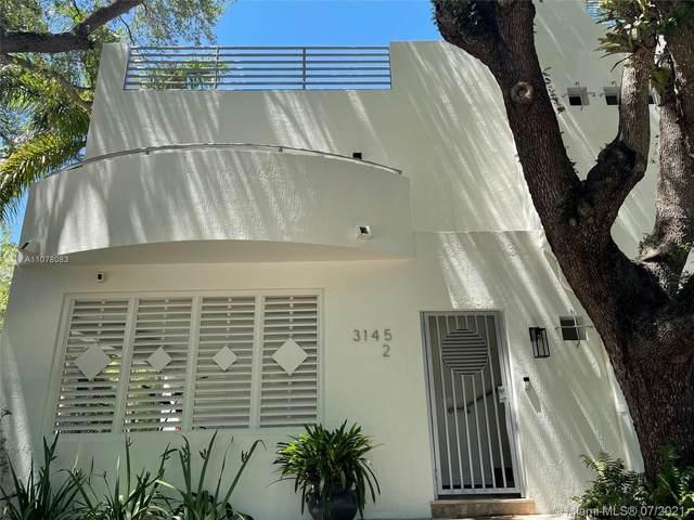 3145 Day Ave #2, Miami, FL 33133 (MLS #A11078083) :: Prestige Realty Group