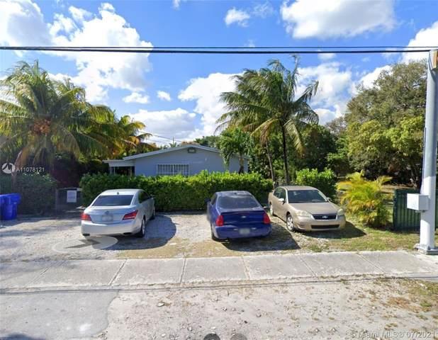 5010 NW 2nd Ave, Miami, FL 33127 (MLS #A11078121) :: Douglas Elliman