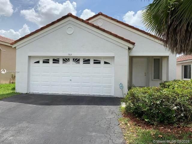 564 Talavera Rd, Weston, FL 33326 (MLS #A11078124) :: All Florida Home Team