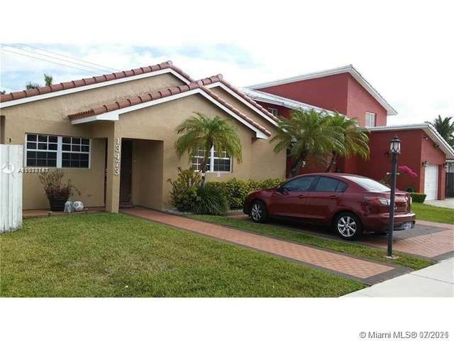 13473 SW 26th Ter, Miami, FL 33175 (MLS #A11078143) :: Dalton Wade Real Estate Group