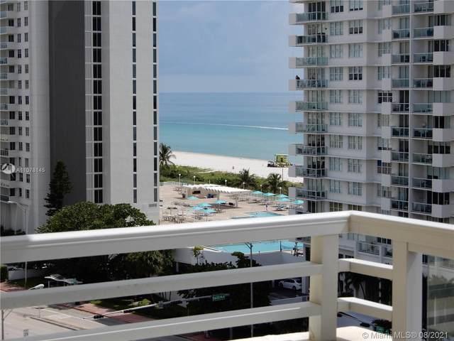 5600 Collins Ave 11V, Miami Beach, FL 33140 (MLS #A11078145) :: Prestige Realty Group