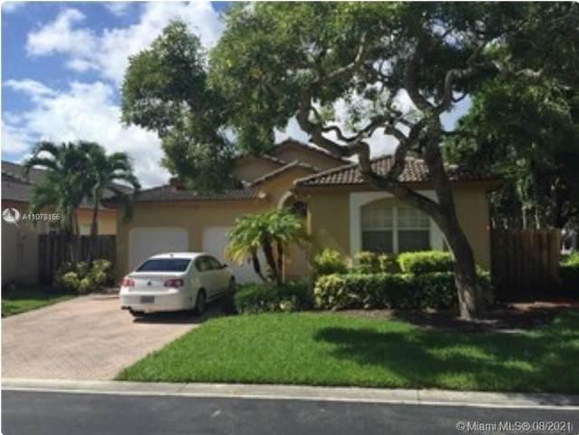 9816 NW 32nd St, Doral, FL 33172 (MLS #A11078155) :: Equity Advisor Team