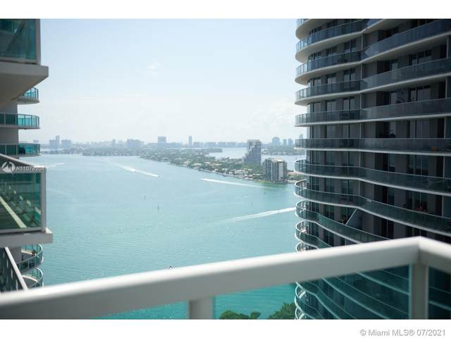 1800 N Bayshore Dr #2715, Miami, FL 33132 (MLS #A11078204) :: The Rose Harris Group