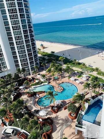18101 Collins Ave #1406, Sunny Isles Beach, FL 33160 (MLS #A11078216) :: Jo-Ann Forster Team