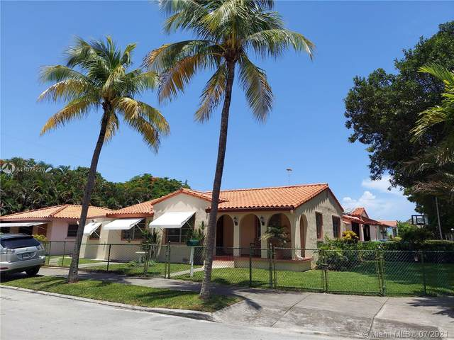 2495 SW 25th Ave, Miami, FL 33145 (MLS #A11078220) :: Jo-Ann Forster Team