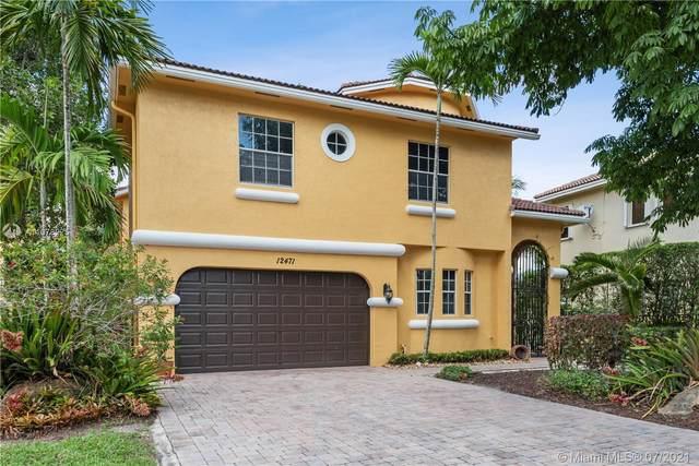 12471 SW 1st St, Plantation, FL 33325 (MLS #A11078225) :: Green Realty Properties