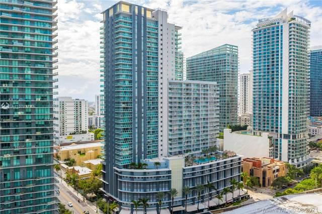1250 S Miami Ave #1808, Miami, FL 33130 (MLS #A11078272) :: Search Broward Real Estate Team