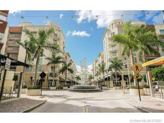 7275 SW 89th St B209, Miami, FL 33156 (MLS #A11078308) :: Dalton Wade Real Estate Group
