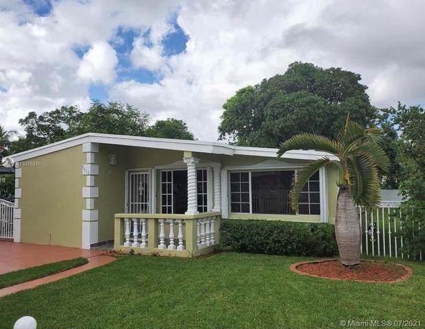 1613 NW 122nd St, North Miami, FL 33167 (MLS #A11078316) :: Dalton Wade Real Estate Group
