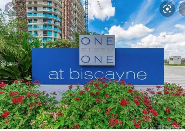 14951 Royal Oaks Ln #2205, North Miami, FL 33181 (MLS #A11078333) :: Berkshire Hathaway HomeServices EWM Realty