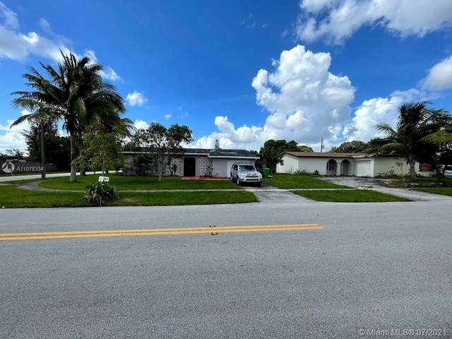 9168 NW 25th St, Sunrise, FL 33322 (MLS #A11078334) :: The Howland Group