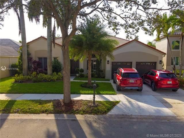 854 Heritage Dr, Weston, FL 33326 (MLS #A11078338) :: Vigny Arduz | RE/MAX Advance Realty
