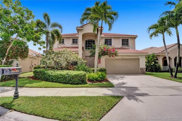 1640 Sandpiper Cir, Weston, FL 33327 (MLS #A11078371) :: All Florida Home Team