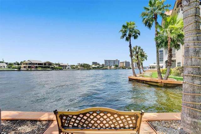 2097 S Ocean Dr #405, Hallandale Beach, FL 33009 (MLS #A11078372) :: United Realty Group