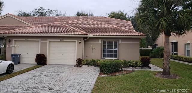 8490 Logia Cir, Boynton Beach, FL 33472 (MLS #A11078378) :: United Realty Group