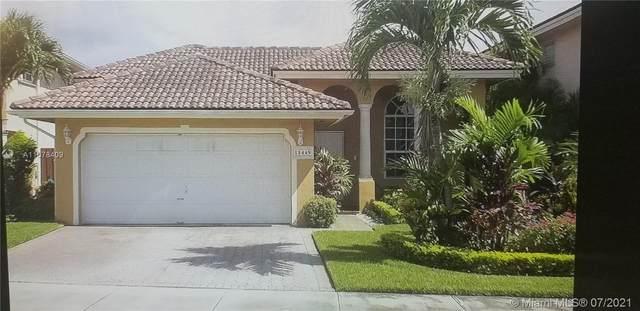 15449 SW 35th Ter, Miami, FL 33185 (#A11078409) :: Posh Properties
