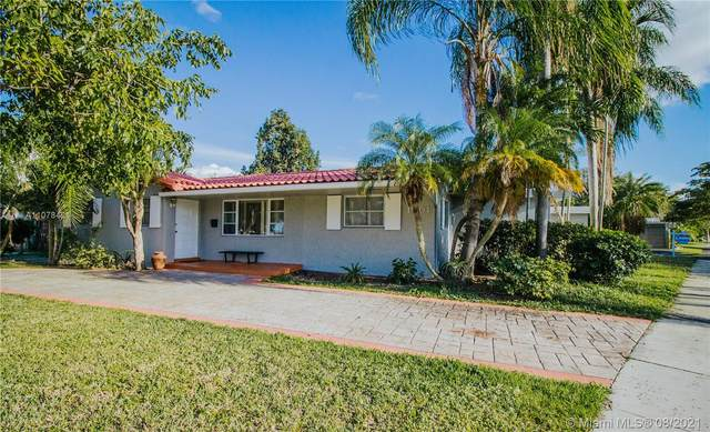 1001 N 46th Ave, Hollywood, FL 33021 (MLS #A11078421) :: Berkshire Hathaway HomeServices EWM Realty