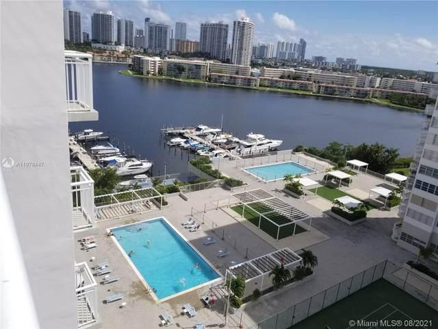 18061 Biscayne Blvd #1203, Aventura, FL 33160 (MLS #A11078447) :: GK Realty Group LLC