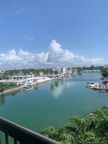 8100 Byron Ave #506, Miami Beach, FL 33141 (MLS #A11078450) :: Berkshire Hathaway HomeServices EWM Realty