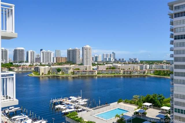 18061 Biscayne Blvd #1201, Aventura, FL 33160 (MLS #A11078453) :: GK Realty Group LLC