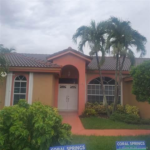 7537 Royal Palm Blvd, Margate, FL 33063 (MLS #A11078502) :: Jo-Ann Forster Team