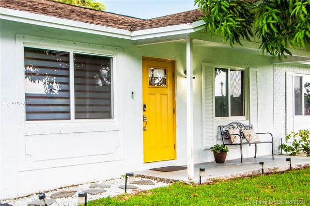 8041 NW 46th Ct, Lauderhill, FL 33351 (MLS #A11078512) :: Vigny Arduz | RE/MAX Advance Realty