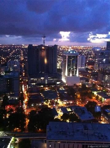 951 Brickell Ave #3909, Miami, FL 33131 (MLS #A11078516) :: Berkshire Hathaway HomeServices EWM Realty