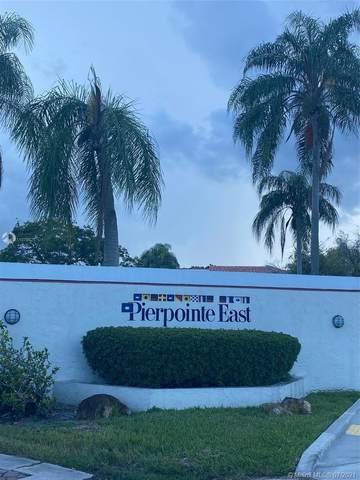 1126 N Hiatus Rd #1126, Pembroke Pines, FL 33026 (MLS #A11078521) :: All Florida Home Team