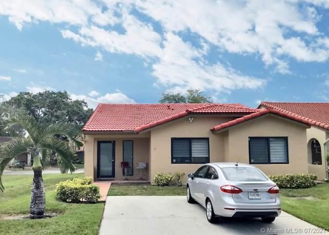 6651 NW 173rd Ln #6651, Hialeah, FL 33015 (MLS #A11078529) :: Jo-Ann Forster Team