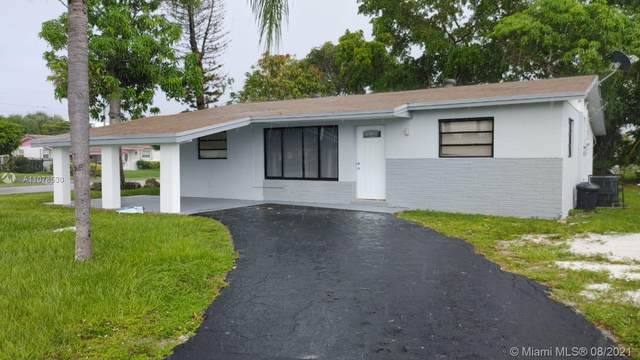 3160 NW 12th Pl, Lauderhill, FL 33311 (MLS #A11078530) :: Prestige Realty Group