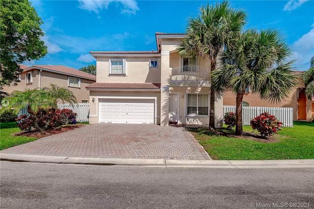 2160 NW 76th Ter, Pembroke Pines, FL 33024 (MLS #A11078532) :: Douglas Elliman