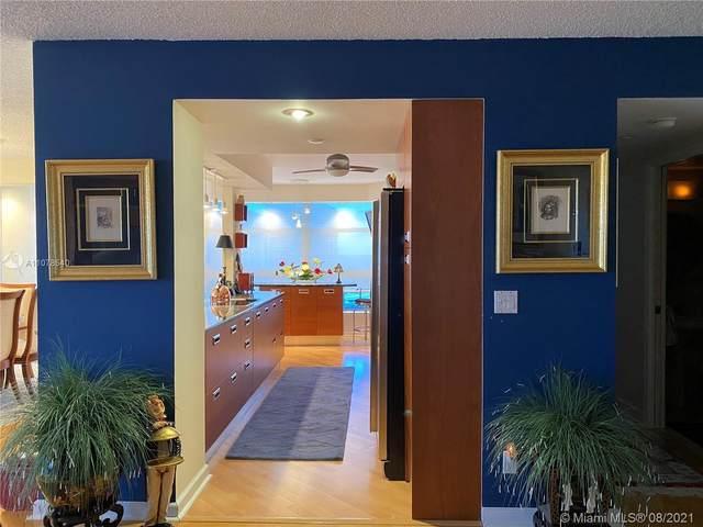 3530 Mystic Pointe Dr #1909, Aventura, FL 33180 (MLS #A11078540) :: Green Realty Properties