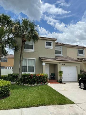 15438 NW 12th Pl #15438, Pembroke Pines, FL 33028 (MLS #A11078547) :: Prestige Realty Group