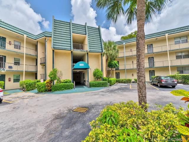 9091 Lime Bay Blvd #215, Tamarac, FL 33321 (MLS #A11078557) :: All Florida Home Team