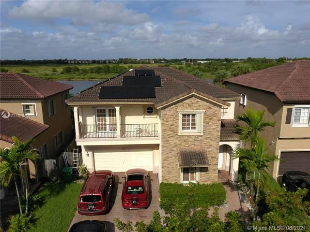 22638 SW 94th Path, Cutler Bay, FL 33190 (MLS #A11078609) :: Prestige Realty Group